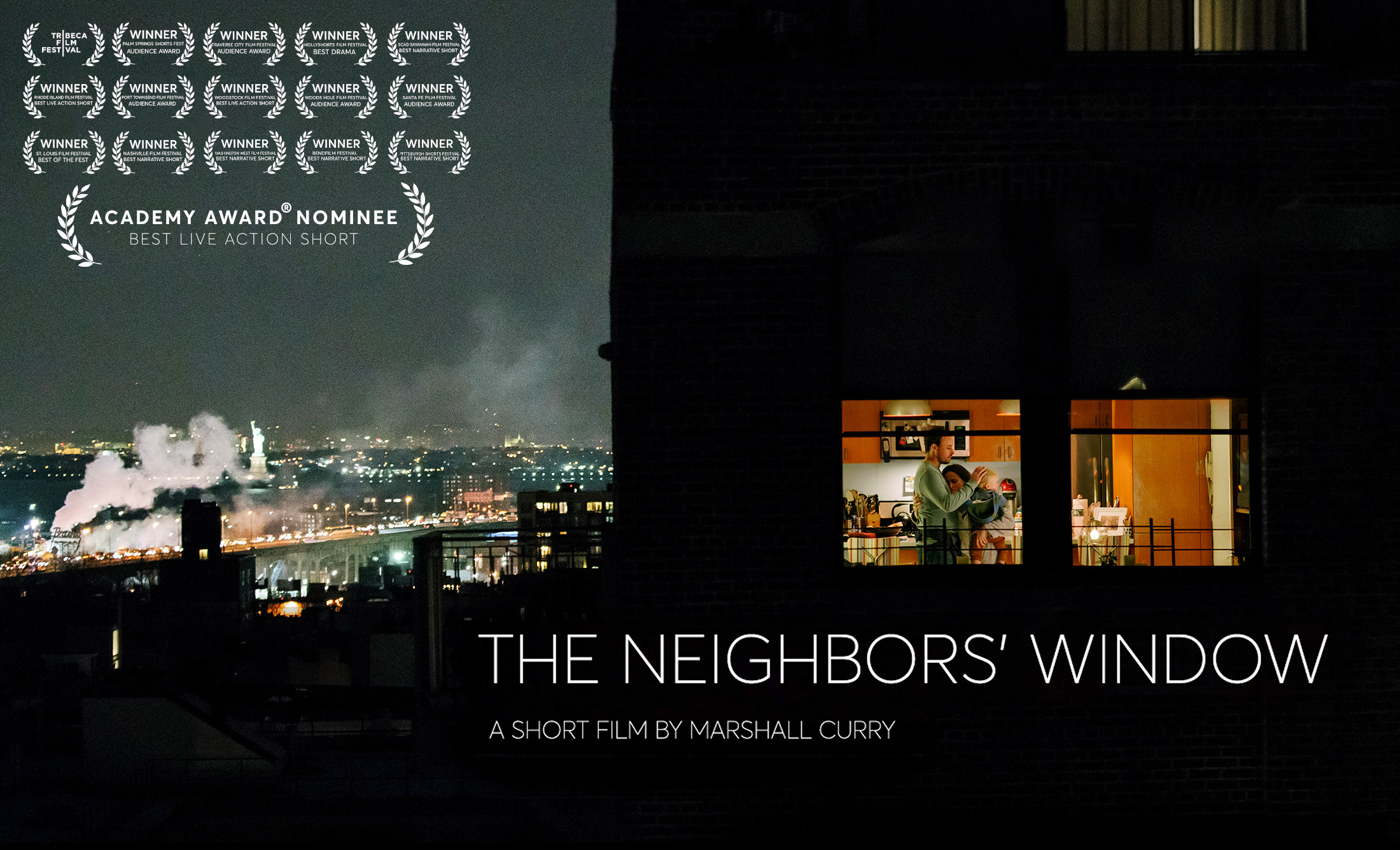 Image result for the neighbors window